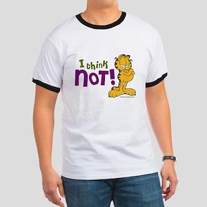 I think NOT! Garfield Ringer T