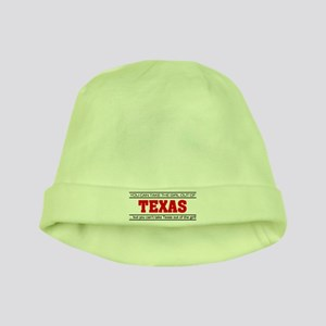 'Girl From Texas' baby hat