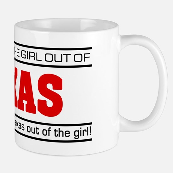 'Girl From Texas' Mug