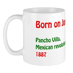 Mug: Pancho Villa, Mexican revolutionary, 1887