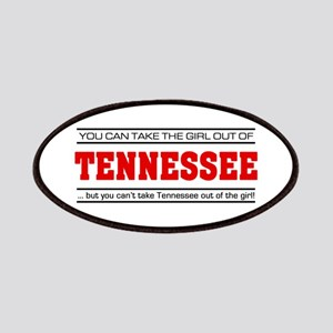 'Girl From Tennessee' Patches