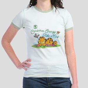 Conserve Energy Jr. Ringer T-Shirt