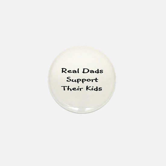 Real Dads Support Mini Button
