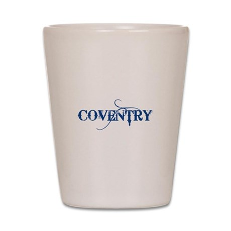 COVENTRY Shot Glass