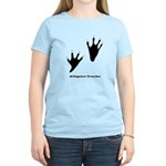 Alligator Tracks Women's Light T-Shirt