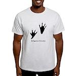Alligator Tracks Light T-Shirt