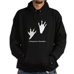 Alligator Tracks Hoodie (dark)