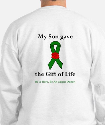 Son Donor Sweatshirt