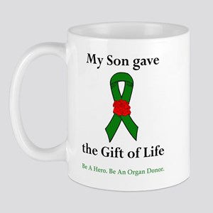 Son Donor Mug