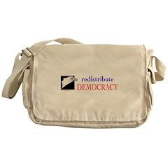 DEMOCRACY Messenger Bag