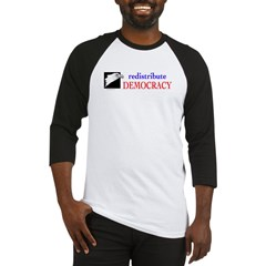 DEMOCRACY Baseball Jersey