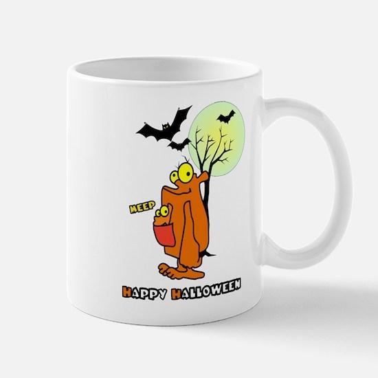 Meep Halloween Mug