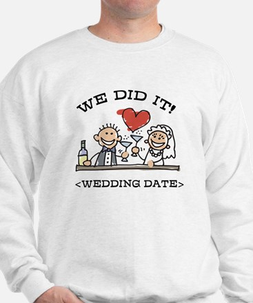 Funny Personalized Wedding Jumper