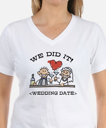 Funny Personalized Wedding Shirt