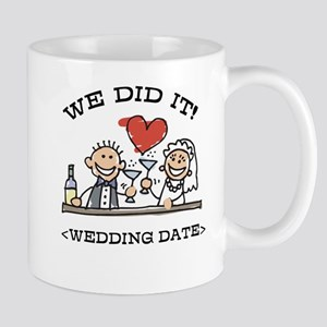 Funny Personalized Wedding Mug