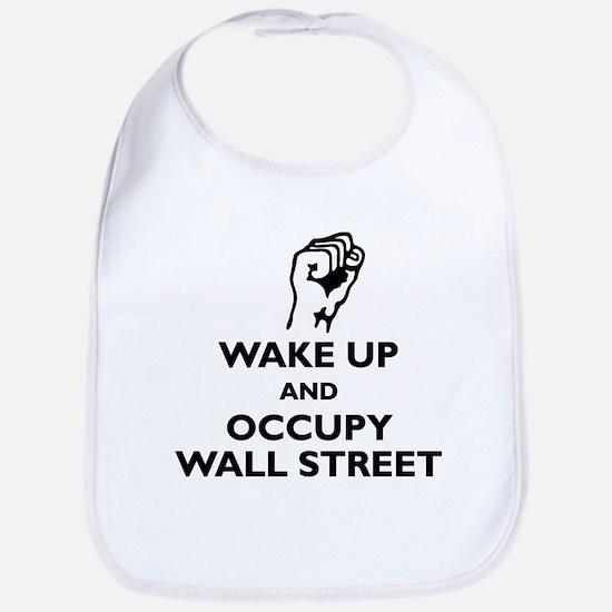 Occupy Wall Street Bib