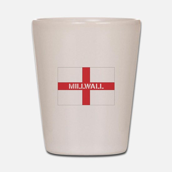 MILLWALL GEORGE Shot Glass