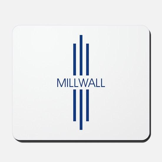 MILLWALL STRIPES Mousepad