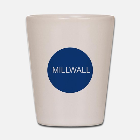 MILLWALL Shot Glass