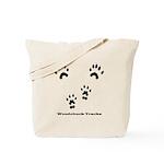 Woodchuck Tracks Tote Bag