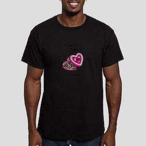 Big Love Men's Fitted T-Shirt (dark)