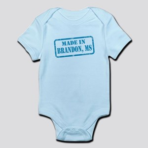 MADE IN BRANDON Infant Bodysuit