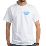 Drift boat Mens Classic White T-Shirts