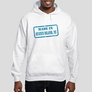 MADE IN STATEN ISLAND Hooded Sweatshirt
