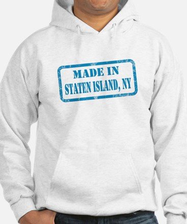 MADE IN STATEN ISLAND Hoodie