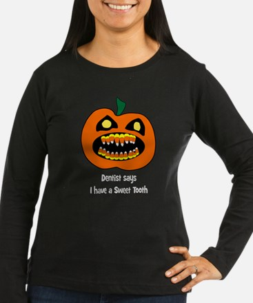 Candy Corn Cavity T-Shirt