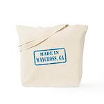 MADE IN WAYCROSS, GA Tote Bag