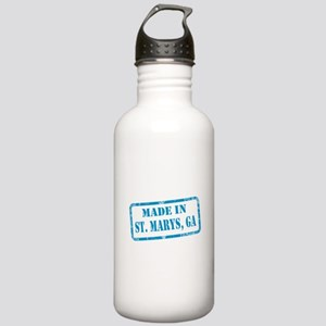 MADE IN ST. MARYS, GA Stainless Water Bottle 1.0L