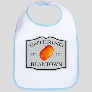 Entering Beantown Bib