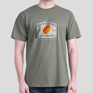 Entering Beantown Dark T-Shirt