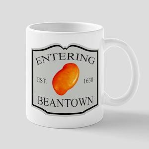 Entering Beantown Mug
