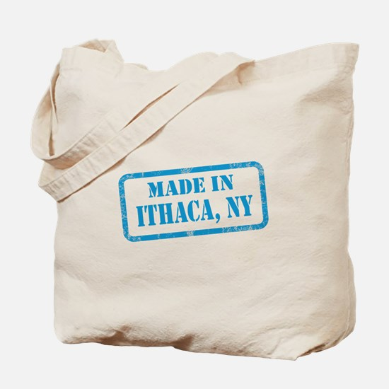 MADE IN ITHACA Tote Bag