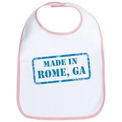MADE IN ROME, GA Bib