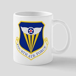 4th Air Force<BR> Staff Sergeant Mugs