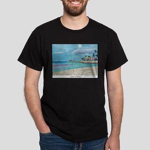 Island Getaway Dark T-Shirt