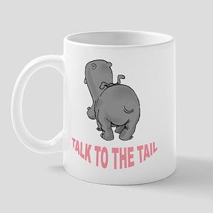 Hippo Talk To The Tail Mug