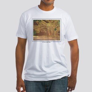 If Trees Could Talk... Fitted T-Shirt