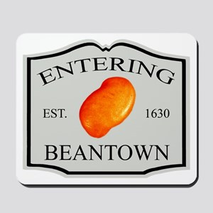 Entering Beantown Mousepad