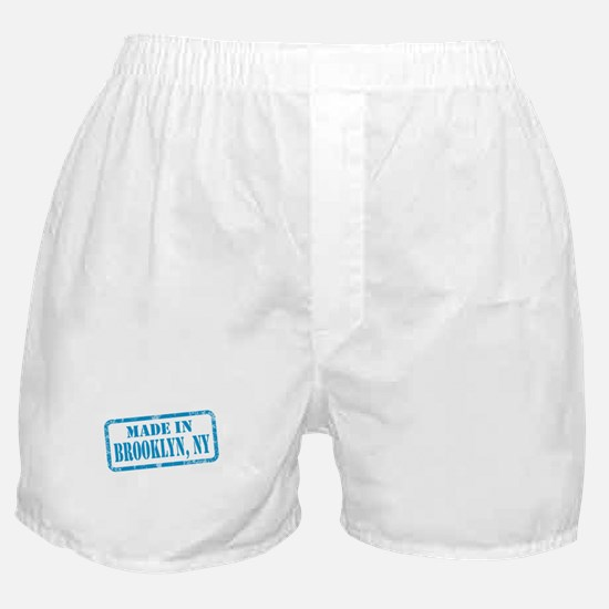 MADE IN BROOKLYN Boxer Shorts