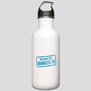MADE IN BROOKLYN Stainless Water Bottle 1.0L