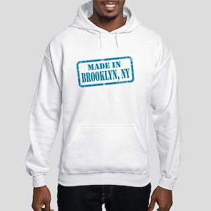MADE IN BROOKLYN Hooded Sweatshirt