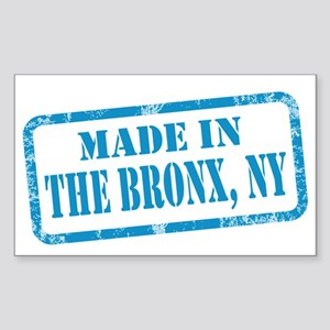 MADE IN THE BRONX Sticker (Rectangle)