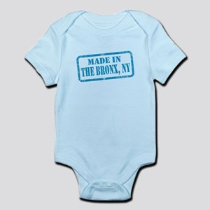 MADE IN THE BRONX Infant Bodysuit