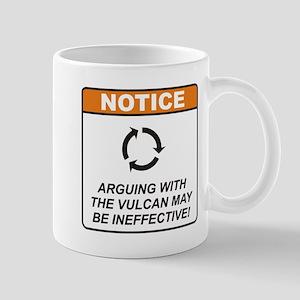Vulcan / Argue Mug