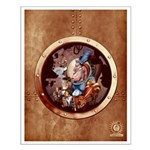 SPSCporthole Small Poster