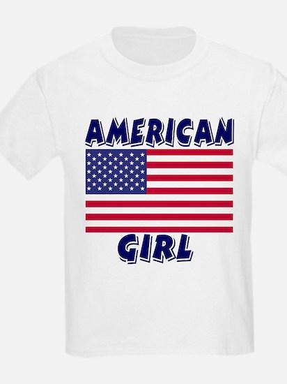 American Girl Kids T-Shirt